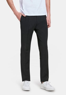WE Fashion - DALI - Pantaloni eleganti - black