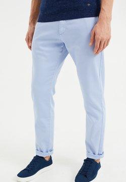 WE Fashion - Chinosy - blue