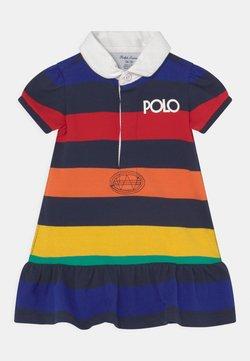 Polo Ralph Lauren - RUGBY DRESS SET - Jerseykleid - multi-coloured