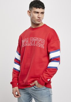 Starter - Sweater - starter red