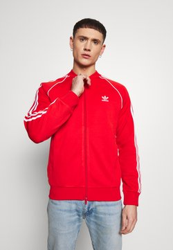 adidas Originals - SUPERSTAR ADICOLOR SPORT INSPIRED TRACK TOP - Kurtka sportowa - lusred