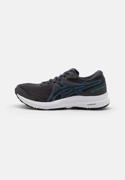 ASICS - GEL CONTEND 7 - Zapatillas de running neutras - graphite grey/digital aqua