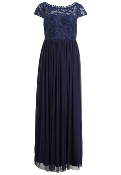 Vila - SPITZEN - Maxikleid - patriot blue