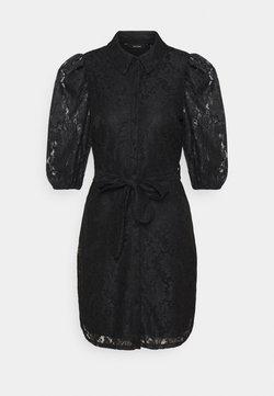 Vero Moda - VMBONNA DRESS - Robe chemise - black