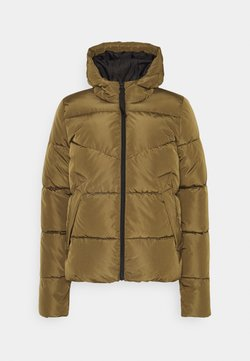 ONLY Tall - ONLMONICA PLAIN SHORT JACKET - Winterjacke - beech