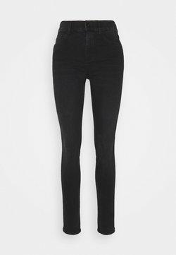 Marc O'Polo - SKARA SKINNY HIGH WAIST - Jeans Skinny Fit - black lava wash