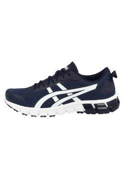 ASICS - GEL-QUANTUM 90 - Chaussures de running stables - mako blue-white