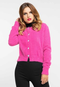 faina - Gilet - pink