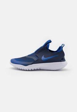 Nike Performance - FLEX RUNNER UNISEX - Zapatillas de running neutras - game royal/midnight navy/white