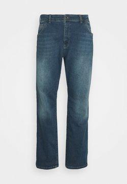 Cars Jeans - BATES PLUS - Jean droit - green cast