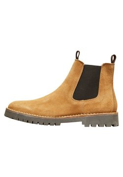 Selected Homme - Stiefelette - sand