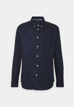 Marc O'Polo - BUTTON DOWN LONG SLEEVE INSERTED - Hemd - total eclipse
