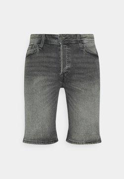 Jack & Jones - JJIRICK JJORIGINAL - Denim shorts - grey denim