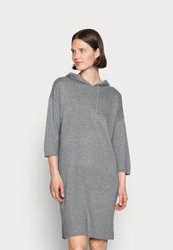 Opus - WOLERS  - Vestido de punto - easy grey