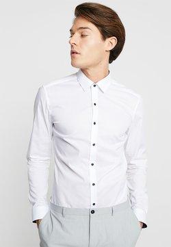 Eterna - UNI STRETCH SUPER SLIM MINI KENT - Businesshemd - white