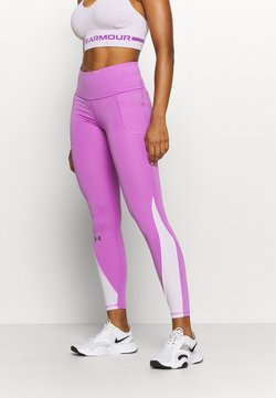 Under Armour - RUSH LEGGING - Tights - exotic bloom