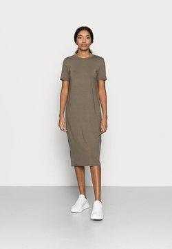 Vero Moda Petite - VMGAVA DRESS PETITE - Vestido ligero - bungee cord