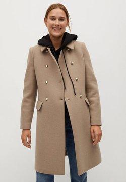 Mango - BOMBONS - Classic coat - medium brown
