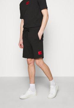 HUGO - DIZ - Shorts - black