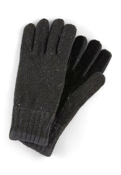 TOM TAILOR - Fingerhandschuh - black multi nep yarn