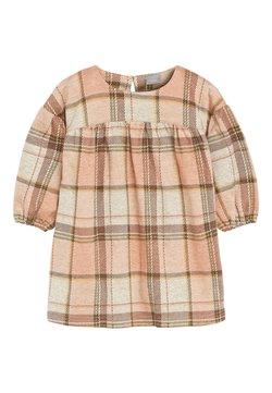 Next - CHECK - Vestido informal - pink