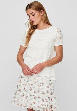 Vero Moda - T-Shirt print - White