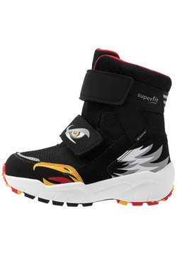Superfit - CULUSUK 2.0 - Śniegowce - schwarz/rot