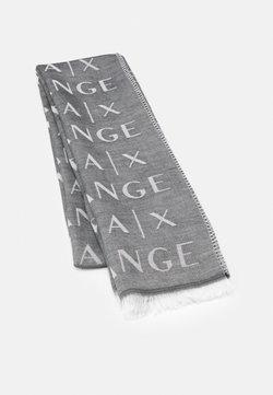 Armani Exchange - LOGO SCARF - Écharpe - black