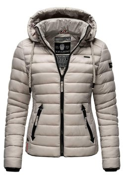 Navahoo - LULANA - Winterjacke - light grey melange