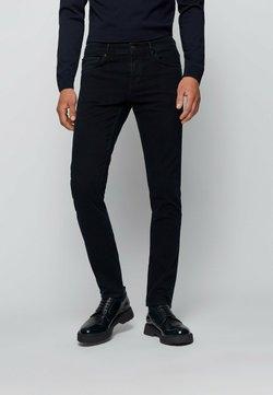 BOSS - CHARLESTON - Jeans Slim Fit - dark blue