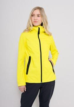 Icepeak - Regenjacke / wasserabweisende Jacke - gelb