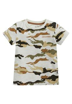 Next - T-shirt print - off white
