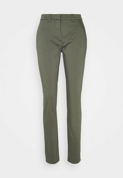 Saint Tropez - CLOHTILDE PANTS - Chinot - army green