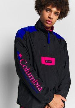 Columbia - SANTA ANA™ ANORAK - Windbreaker - black/azul/cactus pink