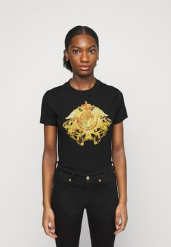 Versace Jeans Couture - Print T-shirt - black