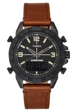 Timex - EXPEDITION PIONEER COMBO - Montre - brown