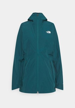 The North Face - WOMENS HIKESTELLER JACKET - Hardshelljacke - monterey blue