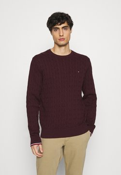 Tommy Hilfiger - Neule - red