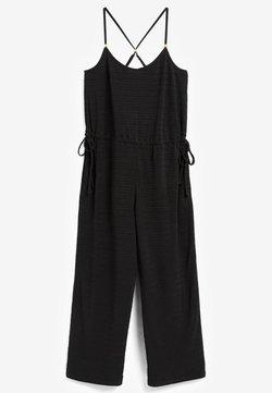Next - CRINKLE - Jumpsuit - black