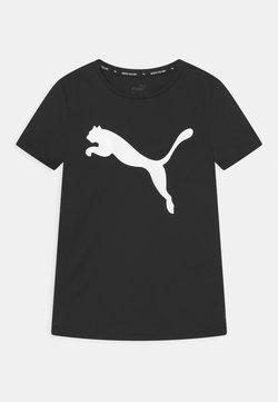 Puma - ACTIVE UNISEX - T-shirt med print - black