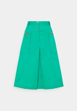 PS Paul Smith - WOMENS SKIRT - A-linjainen hame - turquoise