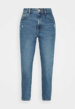 ONLY Petite - ONLEMILY LIFE - Jeans Straight Leg - medium blue denim