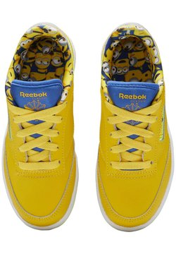 Reebok Classic - CLUB C 85 SHOES - Trainers - yellow