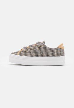 No Name - PLATO STRAPS - Sneakers laag - dove