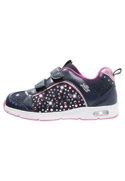 LICO - SHINE - Sneaker low - marine/pink