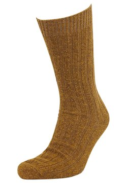 Superdry - Socken - dark sulphur yellow