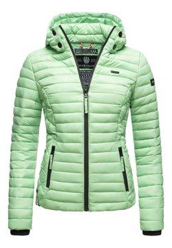 Marikoo - SAMTPFOTE - Winterjacke - mintgrün