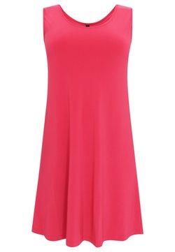 Yoek - Jerseykleid - pink