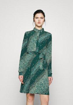 Vero Moda - VMBIBI DRESS  - Vestido camisero - ponderosa pine