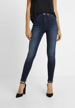 ONLY Tall - ONLGOSH HIGHWAIST - Jeans Skinny Fit - dark blue denim